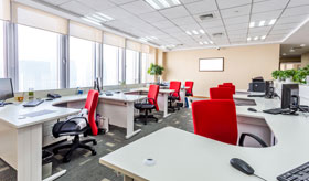 office space at Tejuosho shipping centre